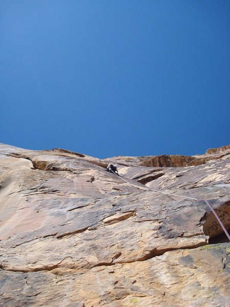 Josh climbing p3