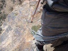 Rock Climbing Photo: Top of p2