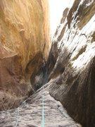 Rock Climbing Photo: Deeper