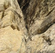Rock Climbing Photo: What did you think of that pitch?