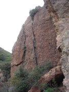 Rock Climbing Photo: The Left Flank