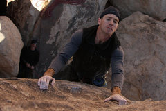 Rock Climbing Photo: Dave and Dave on Armageddon Tired Photo by Robert ...