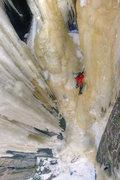 Rock Climbing Photo: Kama Bay, Ontario. Henning Boldt on Getting Orient...