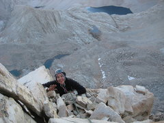 Rock Climbing Photo: This is early on in the day, probably 5th or 6th p...
