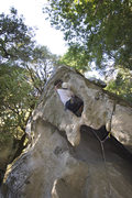Rock Climbing Photo: Clement Jonquet experiences rebirth at castle rock...