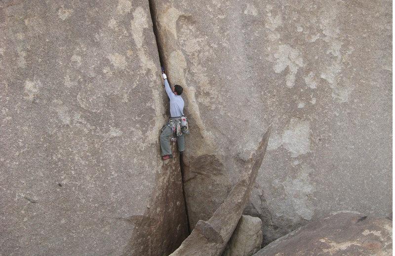 Rock Climbing Photo: Modern Warfare Photo by Mandy Williams