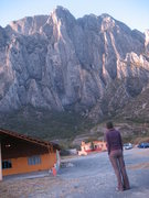 Rock Climbing Photo: Waking up in Mexico!