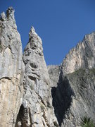 Rock Climbing Photo: The Spires