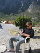 Rock Climbing Photo: Rest day