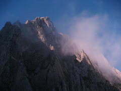 Rock Climbing Photo: View from Estrellita in the early morning