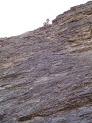 Rock Climbing Photo: Top O Dynomite