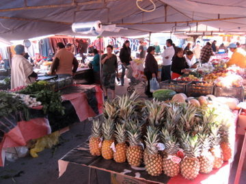 Tuesday market