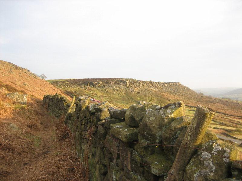 Rock Climbing Photo: Peak afternoon