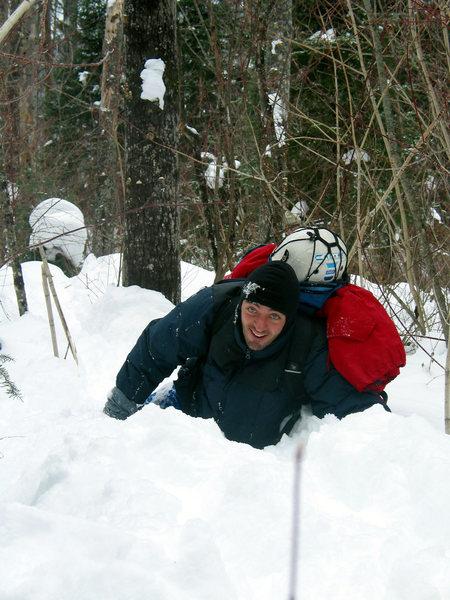 Roberto Gallina. Ontario, 2004.