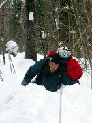 Rock Climbing Photo: Roberto Gallina. Ontario, 2004.