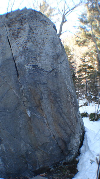 Rock Climbing Photo: Fisher Fissure
