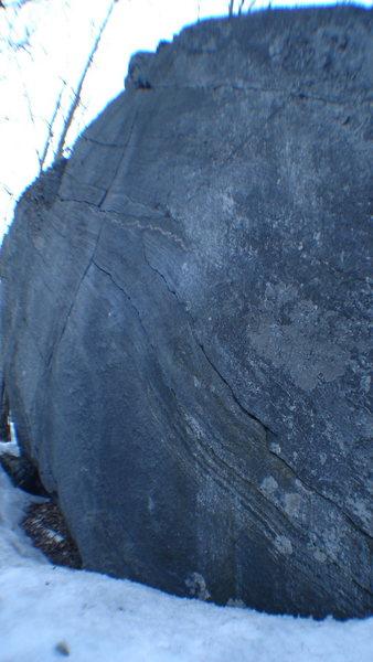 Rock Climbing Photo: Zig-Zag Variation