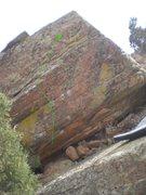 Rock Climbing Photo: Cannibal Girl.