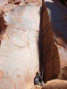Rock Climbing Photo: go Jimmy!