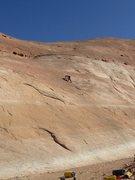 Rock Climbing Photo: mellow top roping