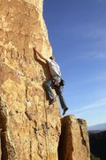Rock Climbing Photo: Illegal Smile...pretty much my favorite route at S...