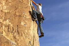 Rock Climbing Photo: Illegal Smile