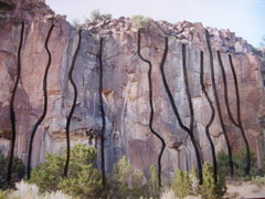 Rock Climbing Photo: Middle-right portion of the Playground. Sorry abou...