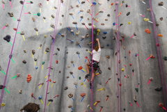 Rock Climbing Photo: quick learners