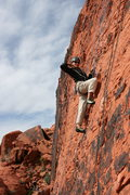 Rock Climbing Photo: Agina Silk Panties Can you tell she's having a gre...