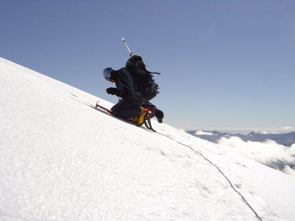 tronador.  Pico Argentino