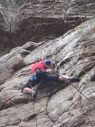 Rock Climbing Photo: Little Viper (10b)