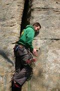 Rock Climbing Photo: Taking my big cams for a walk...
