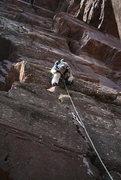Rock Climbing Photo: the beginning