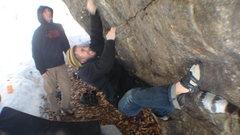 Rock Climbing Photo: Ahab Calling