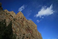 Rock Climbing Photo: Random photo.