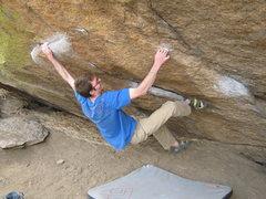 Rock Climbing Photo: ute pass