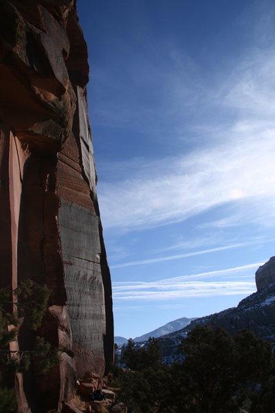 beautiful day mid jan.2009