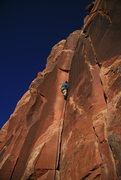 Rock Climbing Photo: hmmm?