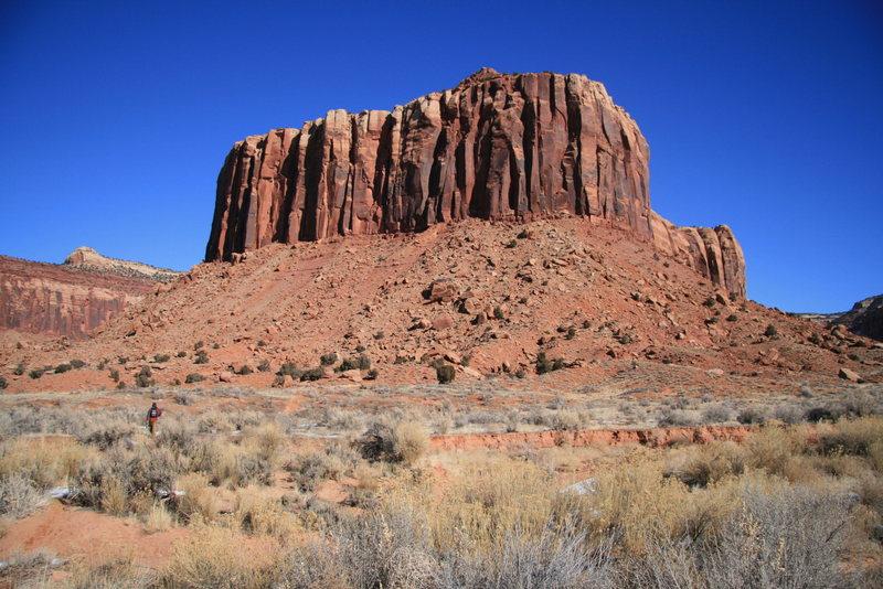 Rock Climbing Photo: mid jan 2009