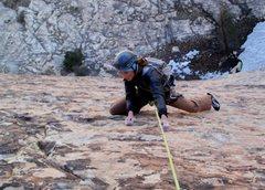Rock Climbing Photo: Perfect!