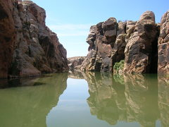 Rock Climbing Photo: the canyon... sooo fun