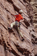 Rock Climbing Photo: Down South at the Quartzite Wasteland, Glenwood Ca...