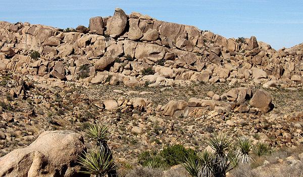 Rock Climbing Photo: Beak Boulder area. Photo by Blitzo.