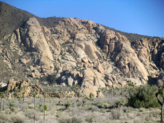 Rock Climbing Photo: Comic Book Area