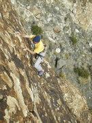 Rock Climbing Photo: Bangladesh feeling like the Scorpion King.