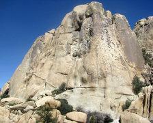 Rock Climbing Photo: Disneyland Dome