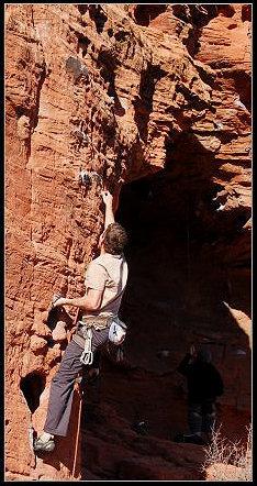 Rock Climbing Photo: Turtle Soup