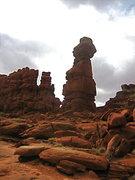 Rock Climbing Photo: Fun tower route
