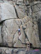 Rock Climbing Photo: Cornwall