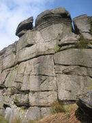 Rock Climbing Photo: Namenlos